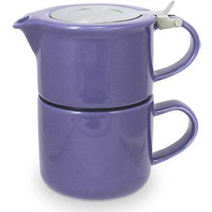 Tea Pot Blue 2