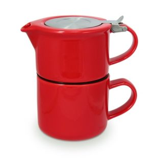 Tea Pot Red 2