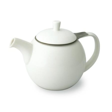 White Tea Pot