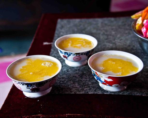 Tibet butter tea