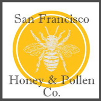 San Francisco Honey & Pollen Co Logo