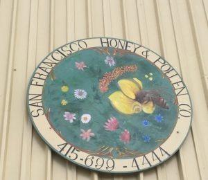 Logo of San Francisco Honey & Pollen Co.