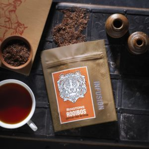 Ringtons Rooibos. Caffeine-free Infusion