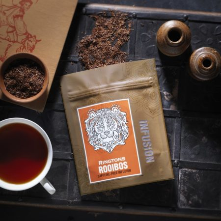 Ringtons Rooibos. Caffeine-free Infusion