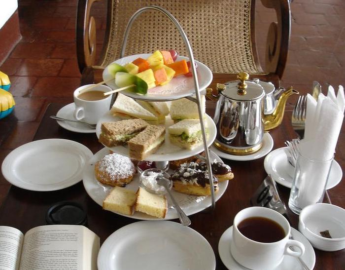 Afternoon Tea Vs High Tea