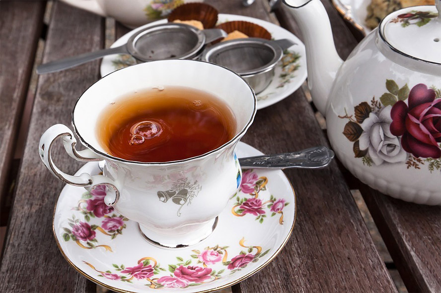 Top 5 Most Popular Types of Teas