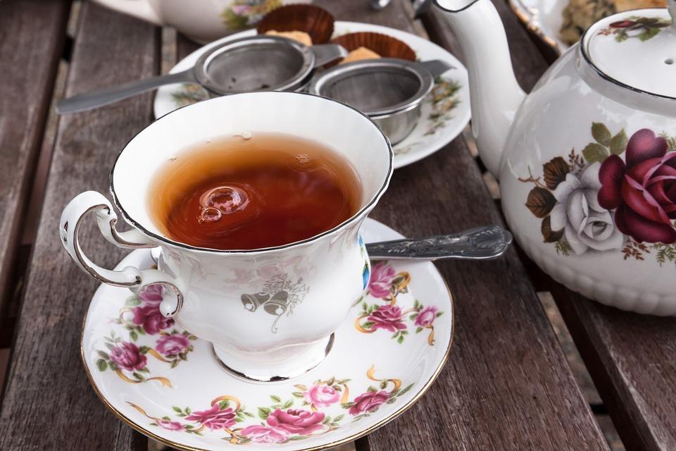 Top 5 Types of Tea Image