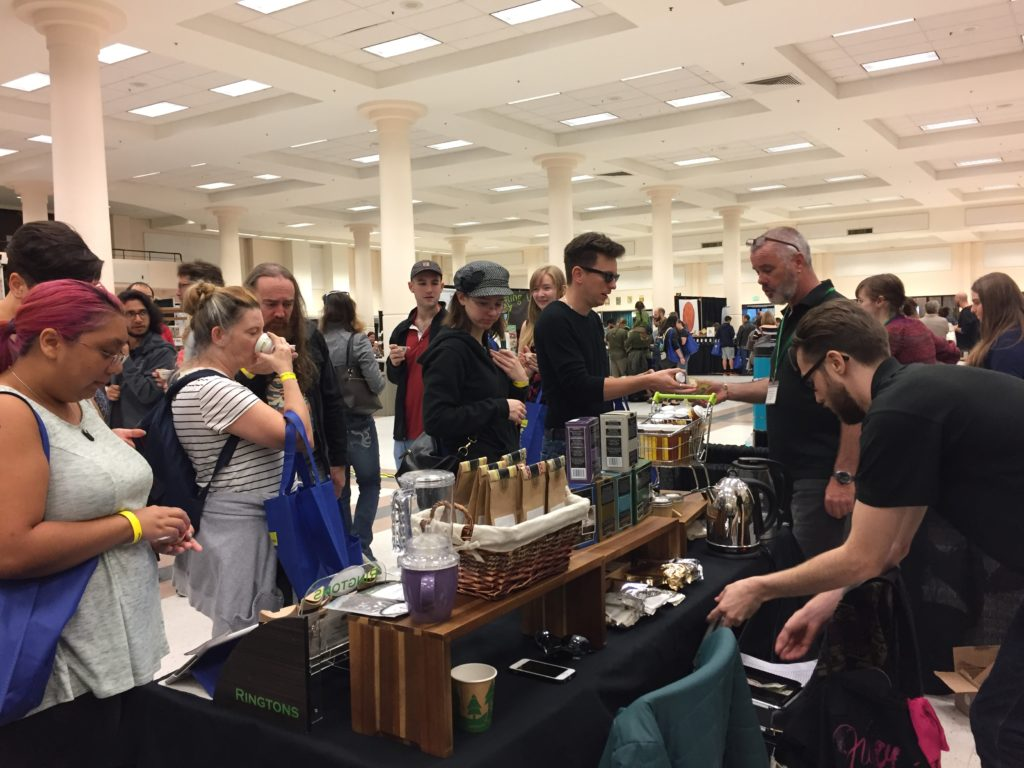 Northwest Tea Festival - Seattle, WA