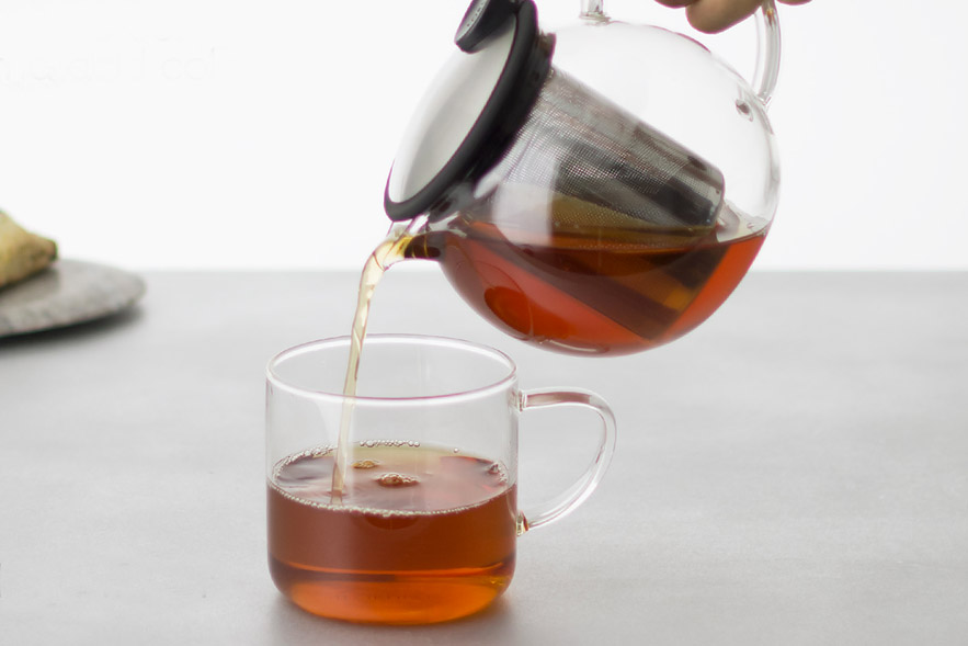 The Basket-Style Infuser For a Full-Bodied Taste