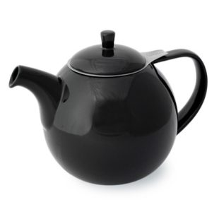 FORLIFE Curve Teapot with Infuser 45 oz.