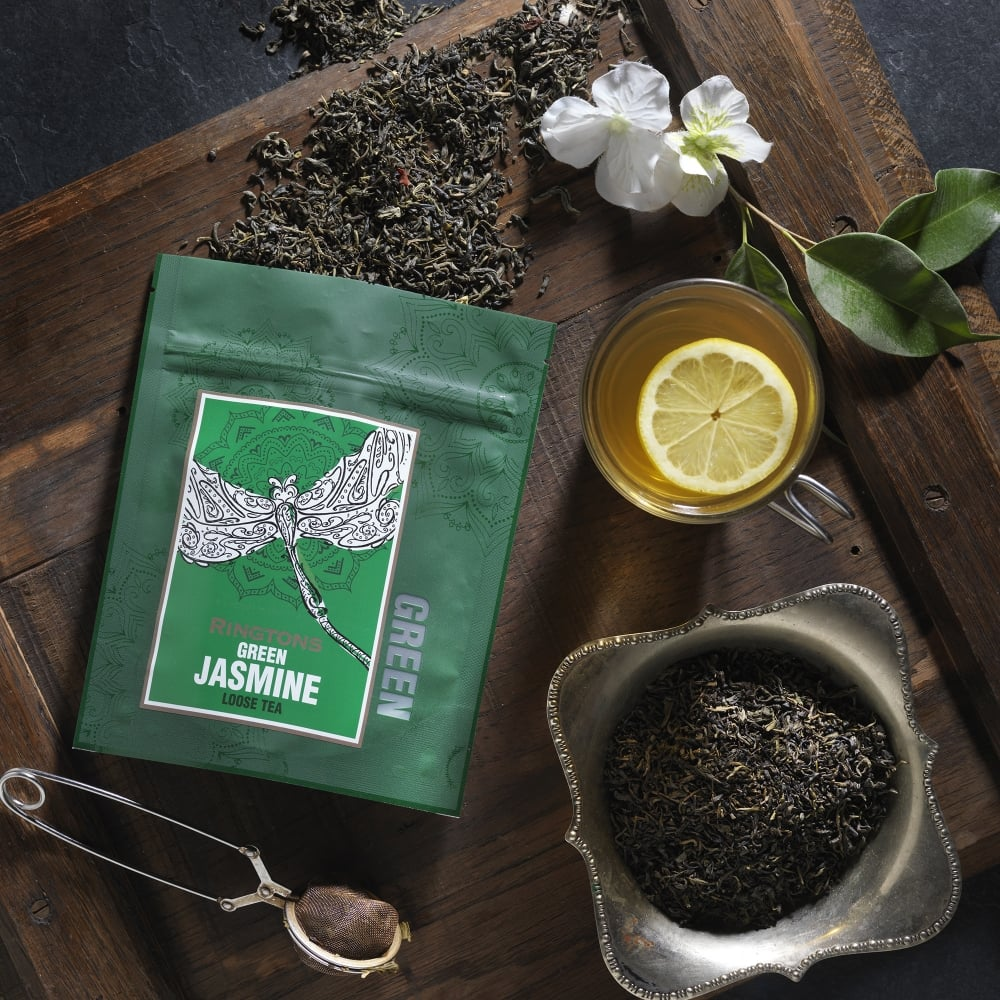 Classic Loose Leaf Green Jasmine