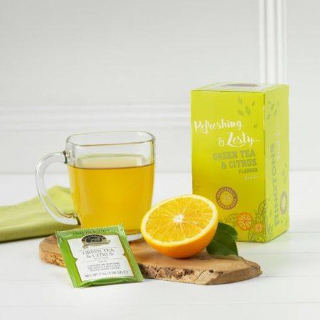 Green Tea & Citrus Infusion 25's
