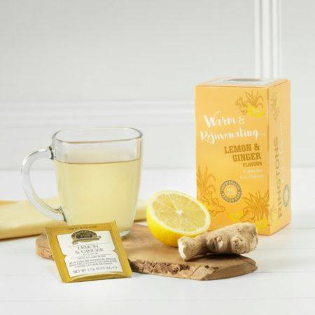 Lemon & Ginger Infusion 25's